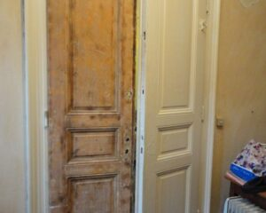 Реставрируем дверь